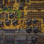 Gameplay de Factorio online pc