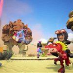 Gameplay de Pixark Online para PC