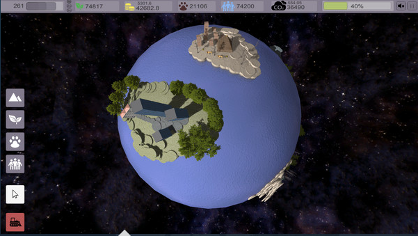 Gameplay de juego planeta pc