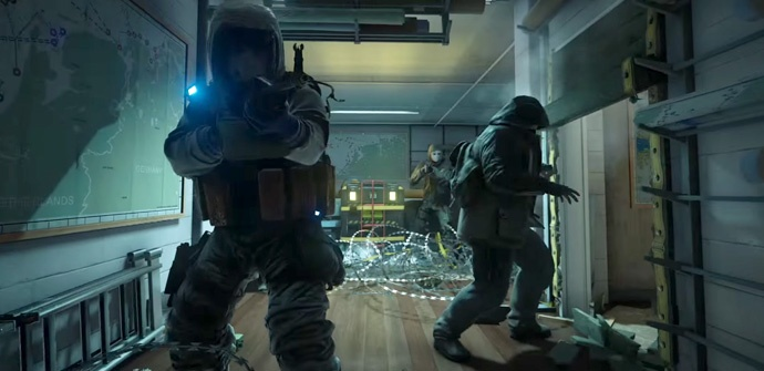 Gameplay de Tom Clancys Rainbow Six Siege PC