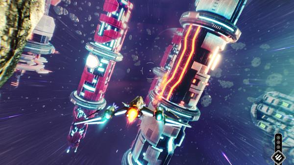 Gameplay de Redout Space Assault PC