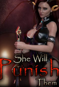 SHE WILL PUNISH THEM HD