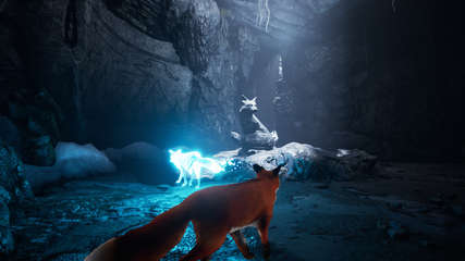 Gameplay de Spirit of the North para PC