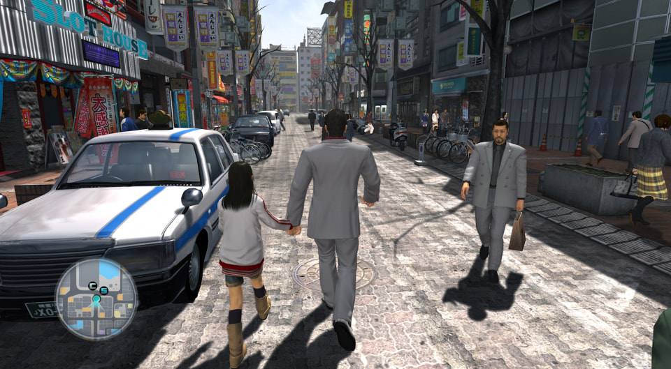 Gameplay de Yakuza  5 Remastered para PC 2021