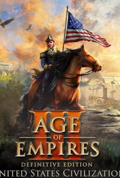 AGE OF EMPIRES 3 DEFINITIVE EDITION UNITED STATES CIVILIZATION