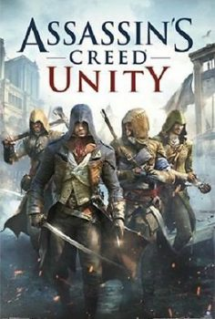 ASSASSINS CREED UNITY FULL DLC