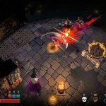 Gameplay de Curse of the dead gods pc
