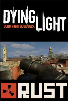DYING LIGHT ONLINE  X RUST V1.41