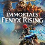 Cover de Immortals Fenyx Rising PC