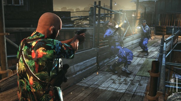 Gameplay de Max Payne 3 Complete Edition PC