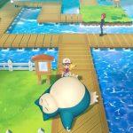 Gameplay de Pokemoin Lets go Evee y Pikachu pc