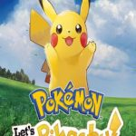 Cover de Pokemon Lets go evee y pikachu pc