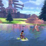 Gameplay de Pokemon Escudo y espada pc