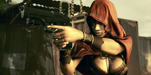 Gameplay de Resident Evil 5 gOLD Edition PC