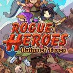 Rogue of Heroes Cover online Ruins of Tasos