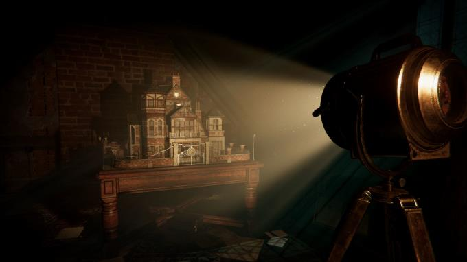 Gameplay de The Room 4 Old sins PC