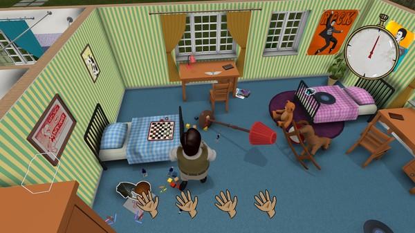 Gameplay de 60 Seconds para PC en Español