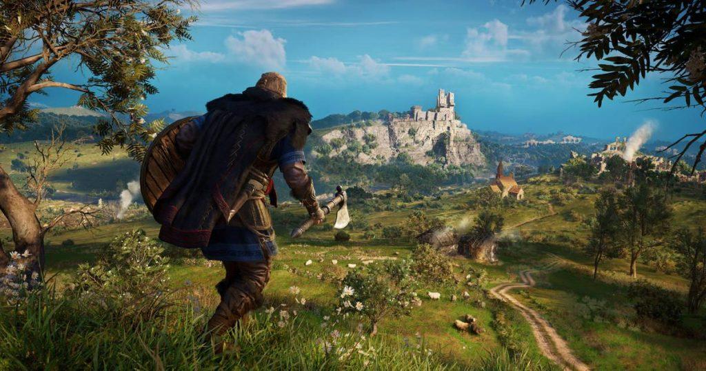 Gameplay de Assassins Creed Valhalla para PC 2020