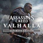 Cover de Assassins Creed Valhalla para PC 2020