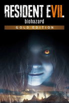 RESIDENT EVIL VII BIOHAZARD GOLD