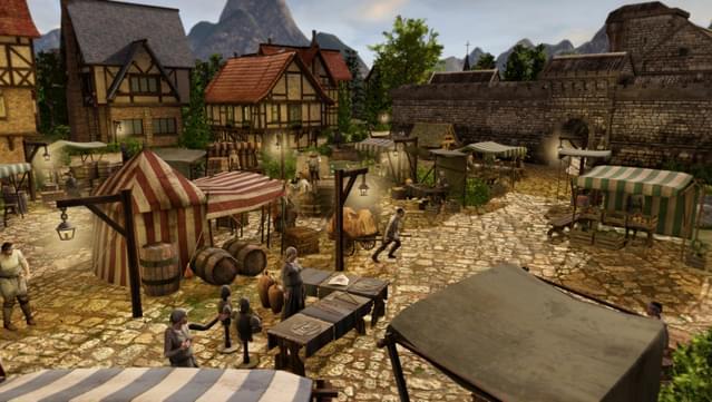 Gameplay de The Guild 3 Online PC