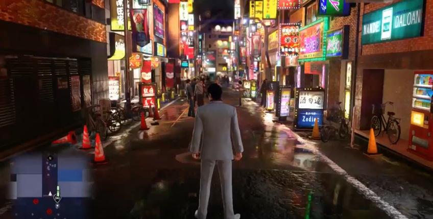 Gameplay de Yakuza 6 PC 2021