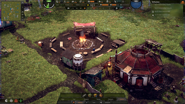 Gameplay de Endzone a  World Apart 2021 PC