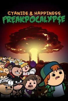 FREAKPOCALYPSE CYANIDE AND HAPPINESS