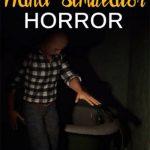 Cover de Hand Simulator Horror PC