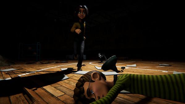 Gameplay de Horror Squad de PC