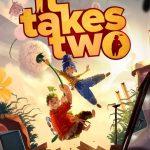 Cover de It Takes Two PC 2021