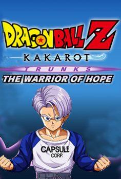 DBZ KAKAROT  V1.60 TRUNKS THE WARRIOR OF HOPE