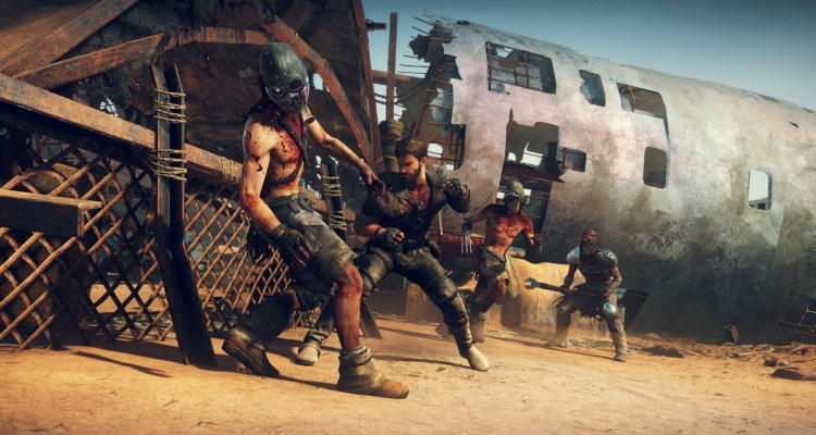 Gameplay de Mad Max para pc 2021 español