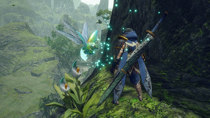 Gameplay de Monster Hunter Rise PC