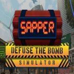 Cover de Sapper Defuse the bomb Simulator PC 2021