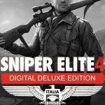 Cover de Sniper Elite 4 Deluxe Edition
