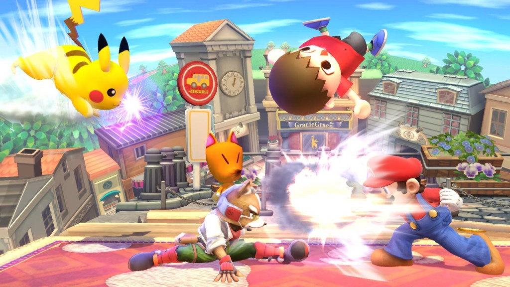 Gameplay de Super Smash Bros Ultimate PC