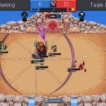 Gameplay de Teamfight Manager pc 2021