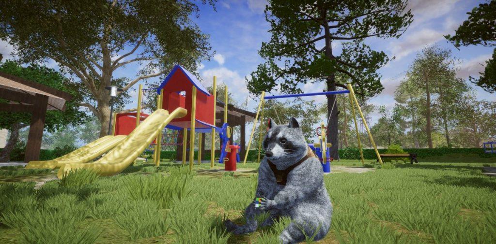 Gameplay de Wanted Raccoon para PC 2021