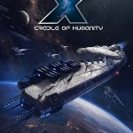 Cover de X4 Foundations Cradle of humanity