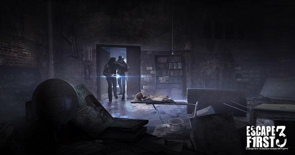 Gameplay de Escape First 3 online pc