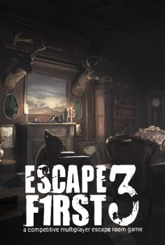 ESCAPE FIRST 3 ONLINE