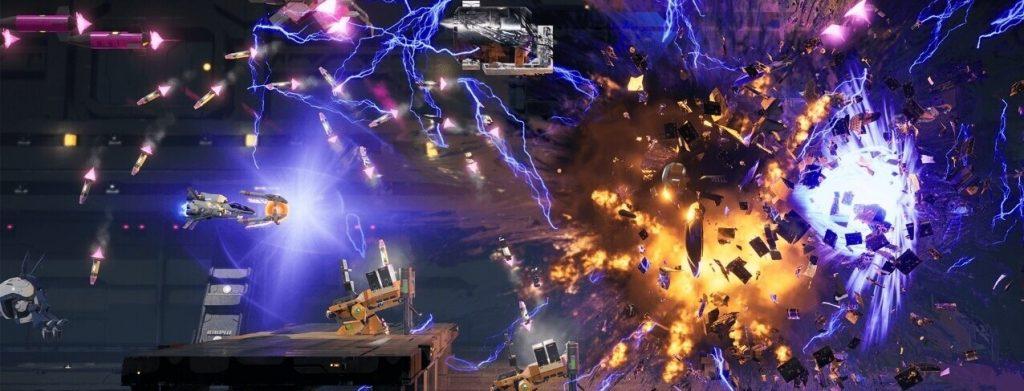 Gameplay de R-Type Final 2 2021