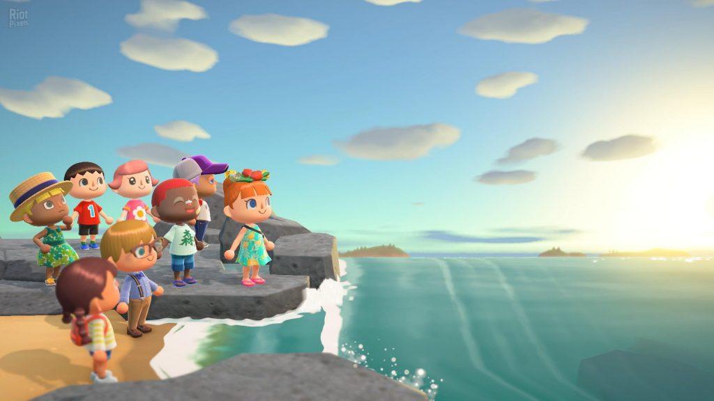 Gameplay de Animal Crossing para PC 2021 New Horizons