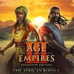 Cover deAoE 3 The African Royals PC 2021