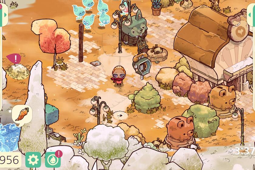 Gameplay de Cozy Grove pc