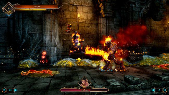 Gameplay de Demon Skin PC 2021