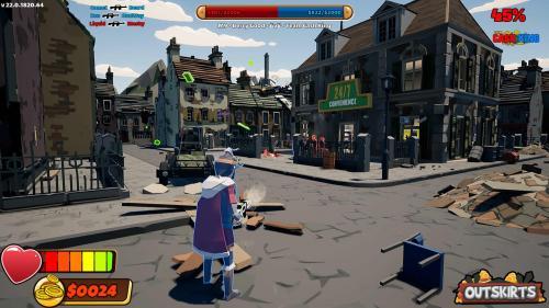Gameplay de Finders Reapers pc