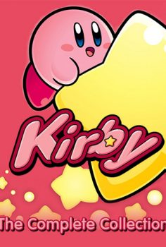 KIRBY THE COMPLETE COLLECTION