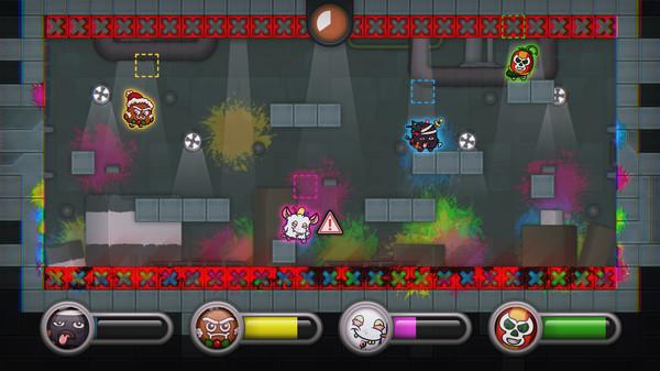 Gameplay de Move or Die para PC